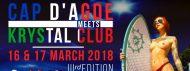CAP D'AGDE MEETS KRYSTAL (3rd EDITION)