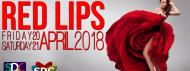 RED LIPS - An International SDC & KRYSTAL Event