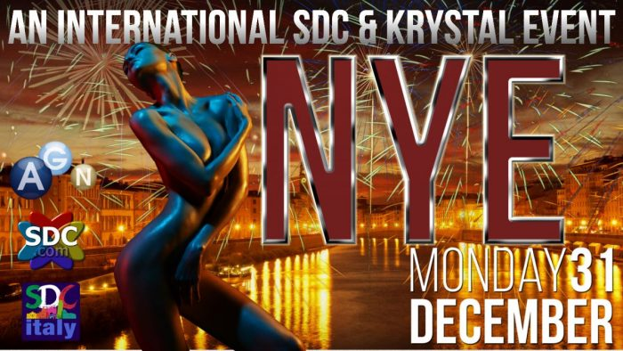 SDC/KRYSTAL NEW YEAR'S EVE GRAND GALA