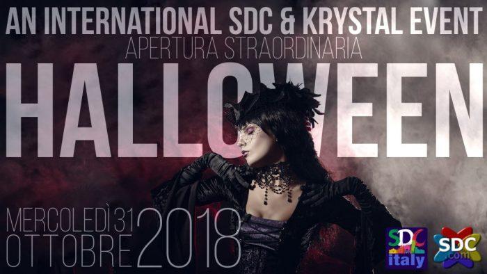 HALLOWEEN - APERTURA STRAORDINARIA