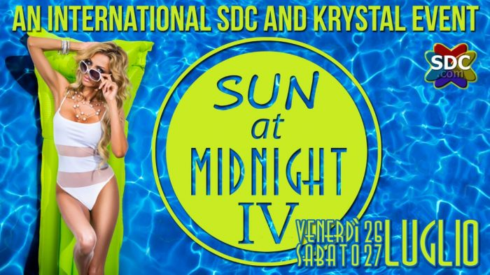 SUN AT MIDNIGHT IV – AN INTERNATIONAL SDC/KRYSTAL EVENT