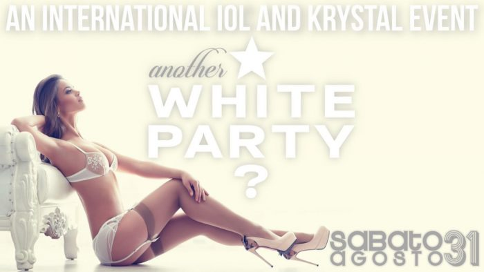 ANOTHER WHITE PARTY? - AN INTERNATIONAL IOL & KRYSTAL EVENT
