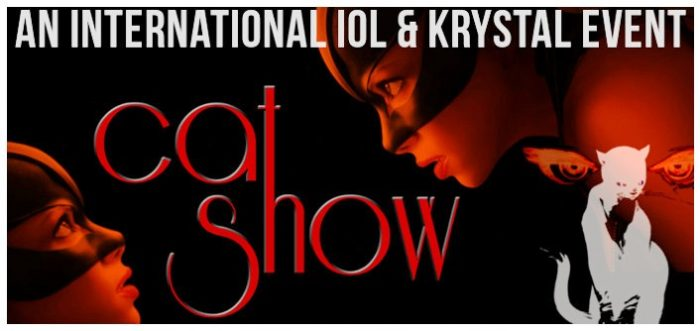 CATSHOW - AN INTERNATIONAL IOL & KRYSTAL EVENT