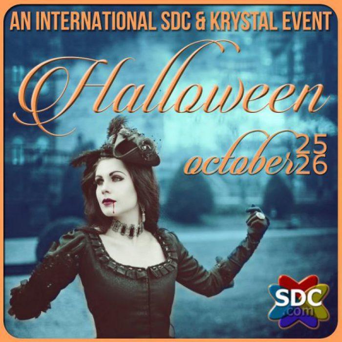 HALLOWEEN - AN SDC/KRYSTAL INTERNATIONAL EVENT
