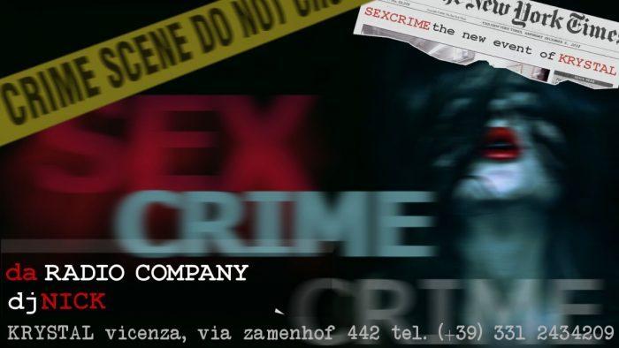 SEX CRIME con NICO HEINZ