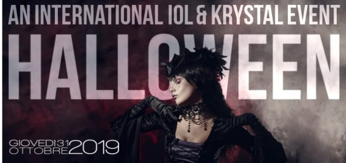HALLOWEEN – AN INTERNATIONAL IOL AND KRYSTAL CLUB EVENT