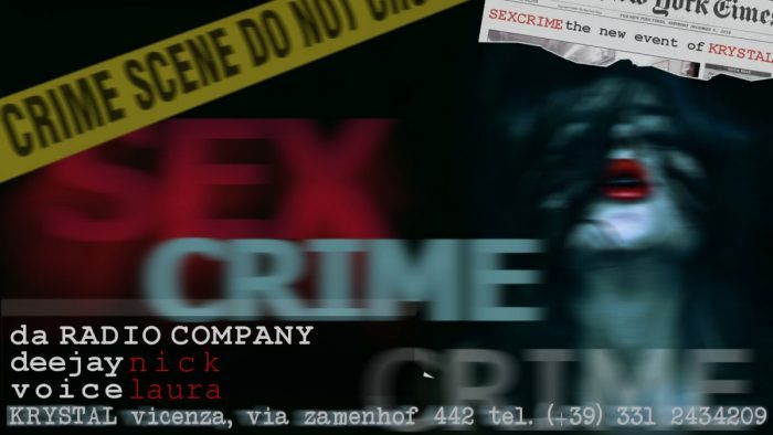 SEXCRIME – The future is already here
