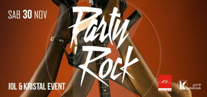 PARTY ROCK - AN IOL AND KRYSTAL INTERNATIONAL EVENT