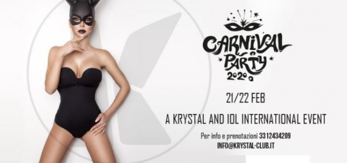 ANOTHER CARNIVAL PARTY. IOL & KRYSTAL INTERNATIONAL EVENT